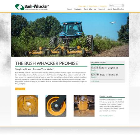 Bush-Whacker Website