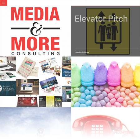 Media & More website