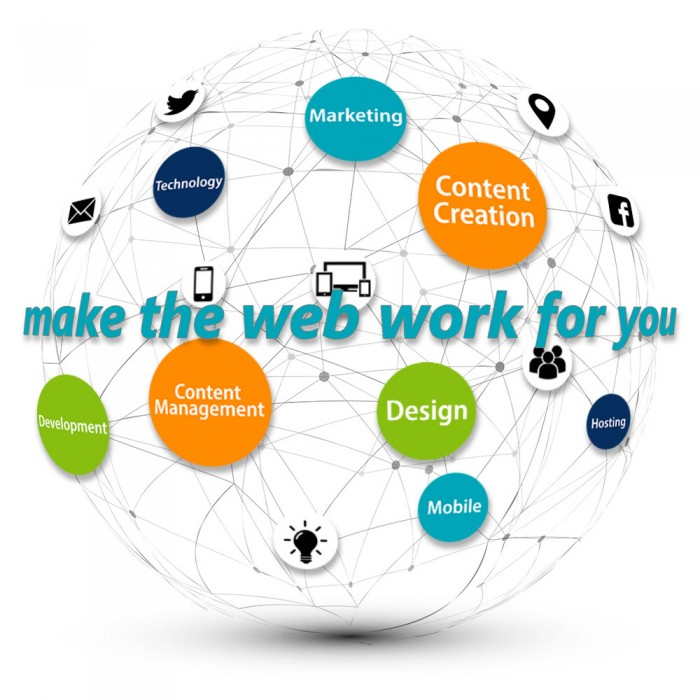 Make the web work for you