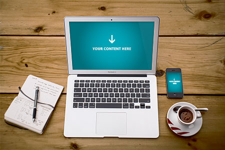 Make the web work for you with content
