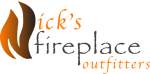 Nick's Fireplace Outfitters logo