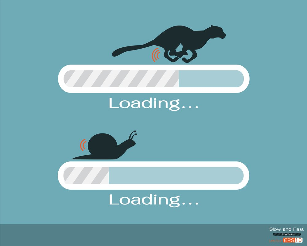 How important is loading time for your website?