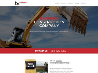 barhoff constrution