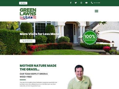 Green Lawns USA